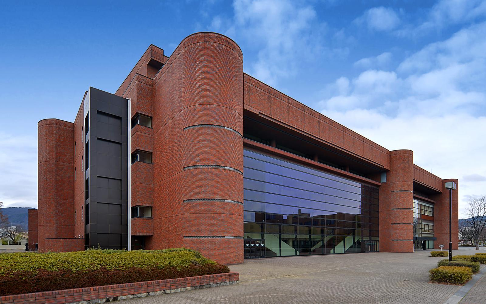 ホクト 文化 ホール